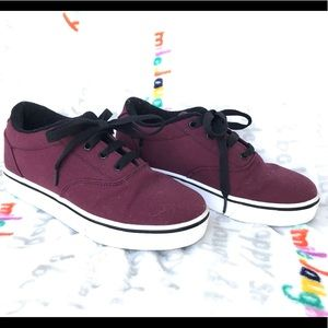 Garnet Heely shoes. Size 5